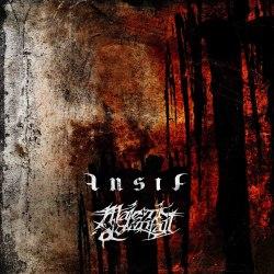 MAJESTIC DOWNFALL / ANSIA - Split CD Death Doom Metal