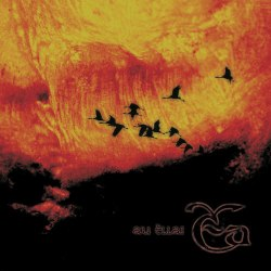 EA - Au Ellai CD Funeral Doom Metal