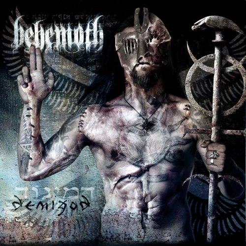 BEHEMOTH - Demigod CD Blackened Metal