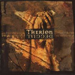THERION - Deggial CD Symphonic Metal