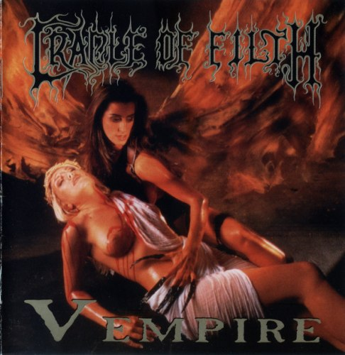CRADLE OF FILTH - Vempire Or Dark Faerytales In Phallustein MCD Symphonic Metal