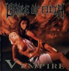CRADLE OF FILTH - Vempire Or Dark Faerytales In Phallustein MCD Symphonic Metal