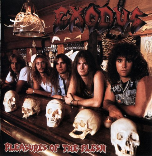 EXODUS - Pleasures of the Flesh CD Thrash Metal