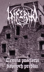 INFERNO - Temna Poselstvi Davnych Predku Tape Black Metal