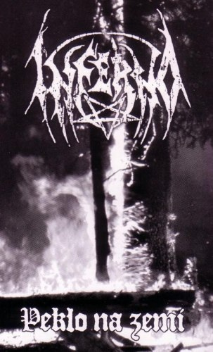 INFERNO - Peklo Na Zemi Tape Black Metal