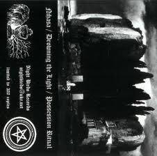 NIHASA / DROWNING THE LIGHT / POSSESSION RITUAL - Split Tape Black Metal