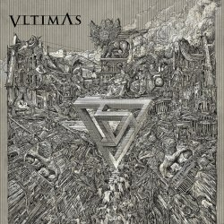 VLTIMAS - Something Wicked Marches In Digi-CD Death Metal