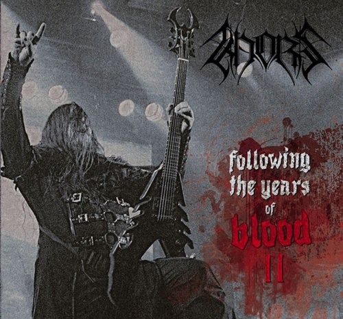 KHORS - Following The Years Of Blood II Digi-2CD+DVD Atmospheric Metal