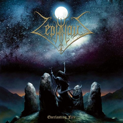 ZEPHYROUS - Everlasting Fire CD Black Metal