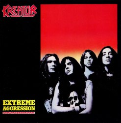 KREATOR - Extreme Aggression CD Thrash Metal
