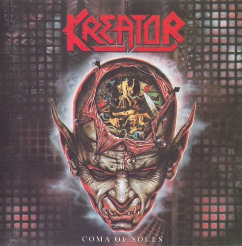 KREATOR - Coma of Souls CD Thrash Metal