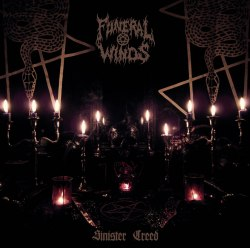 FUNERAL WINDS - Sinister Creed CD Black Metal