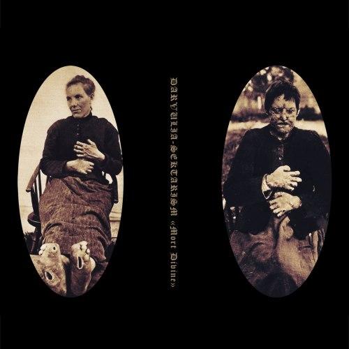 DARVULIA / SEKTARISM - Mort Divine Digi-CD Black Metal