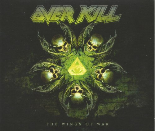 OVERKILL - The Wings Of War Digi-CD Thrash Metal
