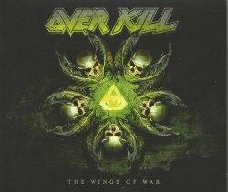 OVERKILL - The Wings Of War Digi-CD Thrash Metal