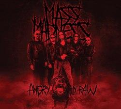 MASS MADNESS - Angry N` Raw Digi-MCD Thrash Metal