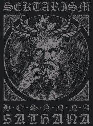 SEKTARISM - Hosanna Sathana A5 Digi-CD Black Metal