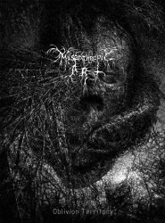 MISANTHROPIC ART - Oblivion Territory A5 Digi-CD Black Metal