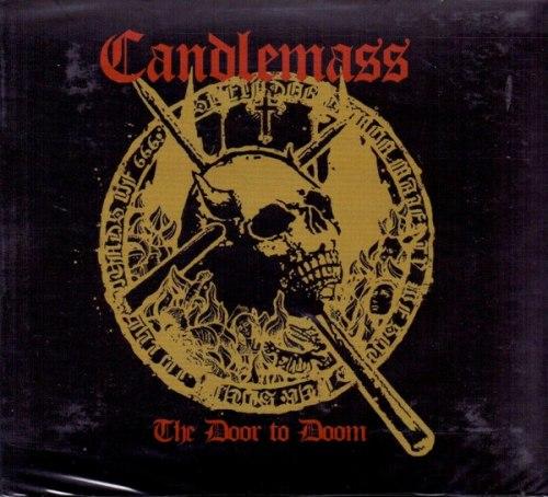 CANDLEMASS - The Door To Doom Digi-CD Doom Metal