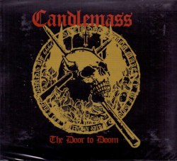 CANDLEMASS - The Door To Doom Digi-CD Doom Metal