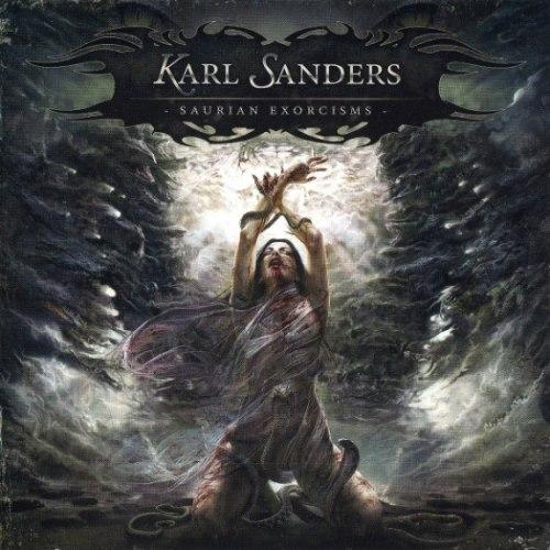 KARL SANDERS - Saurian Exorcisms CD Ambient