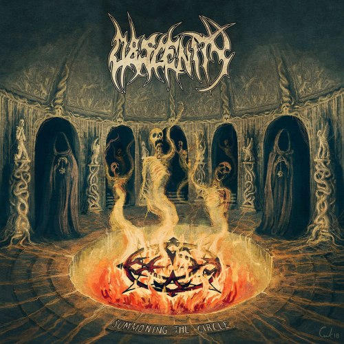 OBSCENITY - Summoning the Circle Digi-CD Death Metal