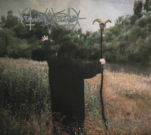 NOKTURNAL MORTUM - Goat Horns Digi-CD Pagan Metal