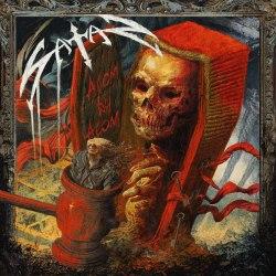 SATAN - Atom by Atom CD Heavy Metal
