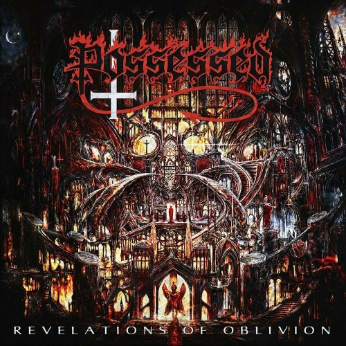 POSSESSED - Revelations of Oblivion CD Death Trash Metal