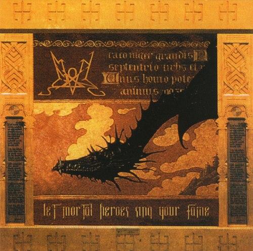 SUMMONING - Let Mortal Heroes Sing Your Fame CD Epic Metal