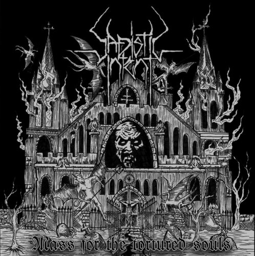 SADISTIC INTENT - Mass For The Tortured Souls CD Death Metal