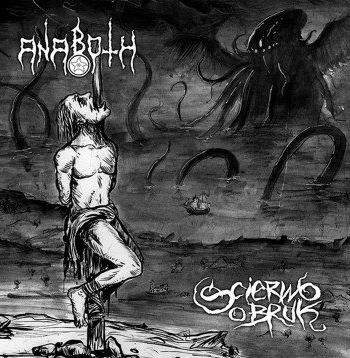 ANABOTH - Ścierwo O Bruk CD Black Metal