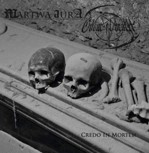 MARTWA AURA / ODOUR OF DEATH - Credo In Mortem CD Black Metal