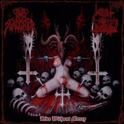 NUNSLAUGHTER / VOMIT OF DOOM - Live Without Mercy CD Thrash Metal