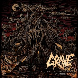 GRAVE - Endless Procession Of Souls CD Death Metal