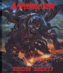ANNIHILATOR - Suicide Society Digi-2CD Heavy Thrash Metal