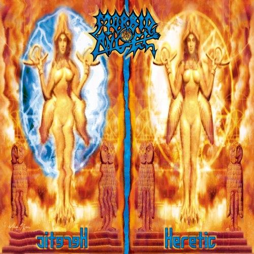 MORBID ANGEL - Heretic CD Death Metal