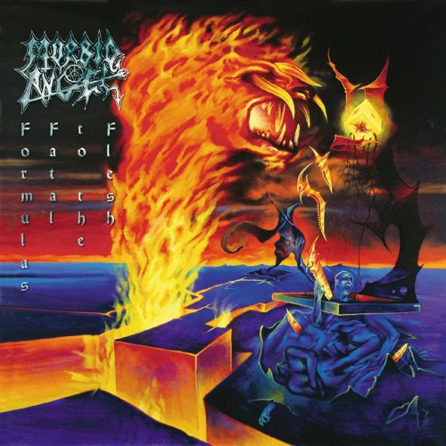 MORBID ANGEL - Formulas Fatal To The Flesh CD Death Metal