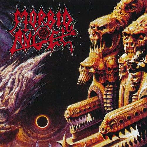 MORBID ANGEL - Gateways To Annihilation CD Death Metal