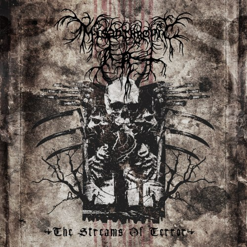 MISANTHROPIC ART - The Streams of Terror Digi-2CD Black Metal