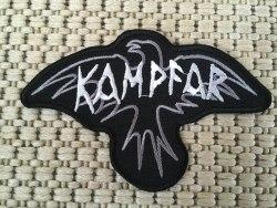 KAMPFAR - Logo Нашивка Nordic Metal