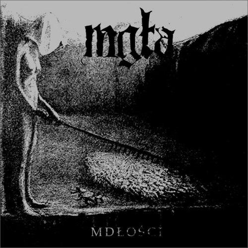 MGLA - Mdłości / Further Down the Nest LP Black Metal