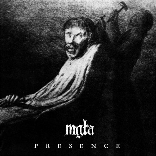 MGLA - Presence / Power and Will LP Black Metal