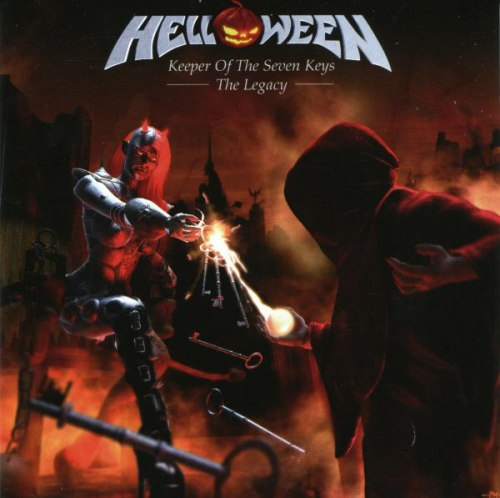HELLOWEEN - Keeper Of The Seven Keys - The Legacy 2CD Heavy Metal