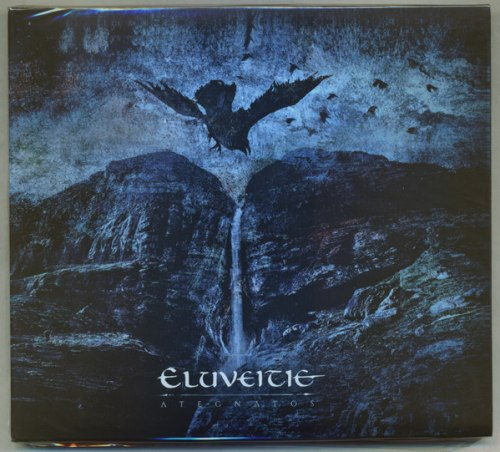 ELUVEITIE - Ategnatos Digi-CD Folk Metal
