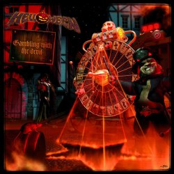 HELLOWEEN - Gambling With The Devil CD Heavy Metal
