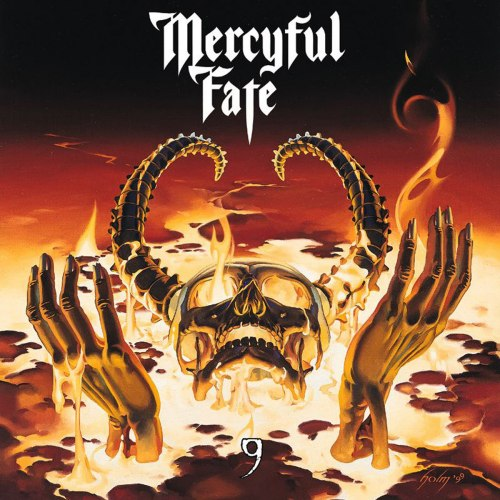 MERCYFUL FATE - 9 Digi-CD Heavy Metal