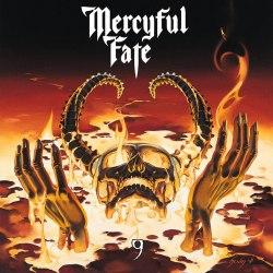 MERCYFUL FATE - 9 Digi-CD Heavy Metal