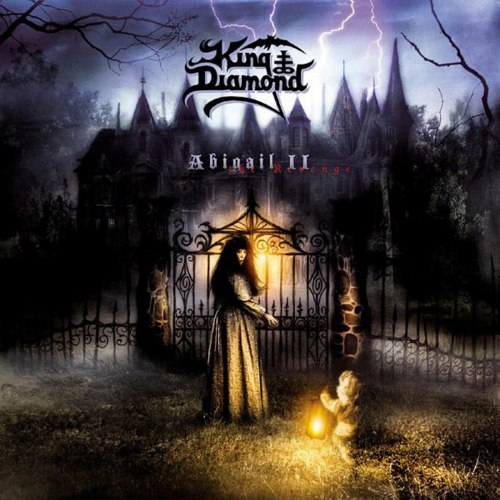 KING DIAMOND - Abigail II: The Revenge Digi-CD Heavy Metal
