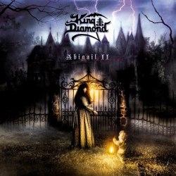 KING DIAMOND -Abigail II: The Revenge Digi-CD Heavy Metal